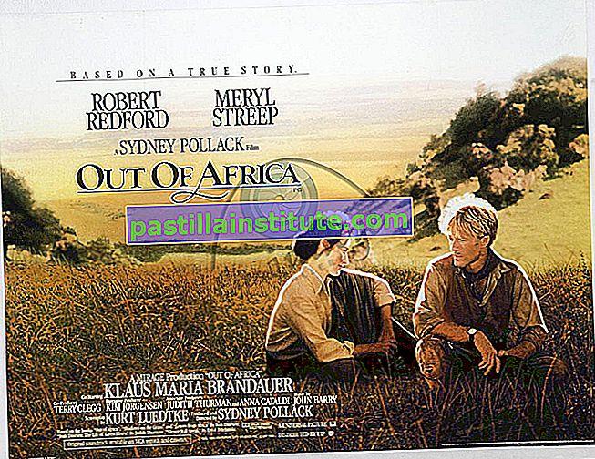 Ut ur Afrika