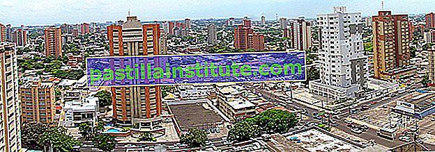 Lista över städer och städer i Venezuela