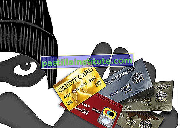 Fraude de carte de crédit