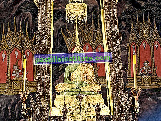 Bouddha d'émeraude
