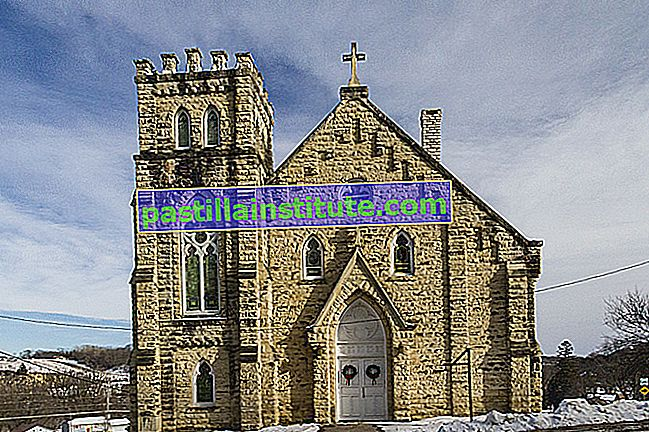 Gammal katolsk kyrka