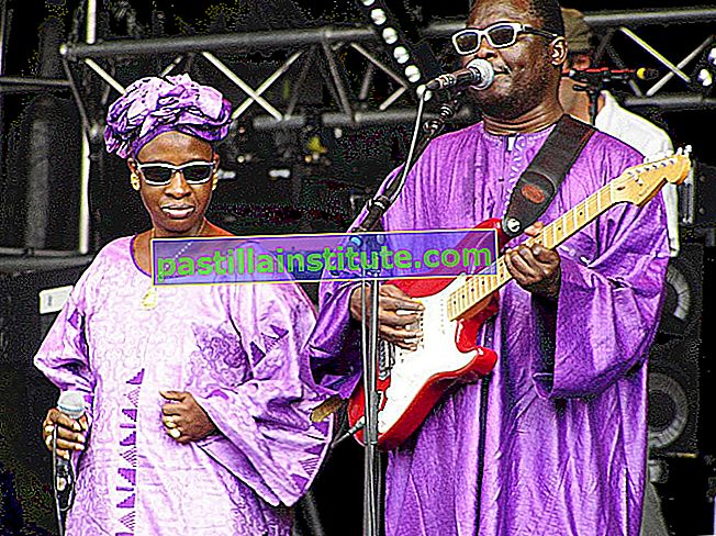 Amadou och Mariam