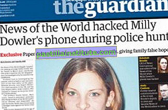 Скандалът за хакерство във Великобритания
