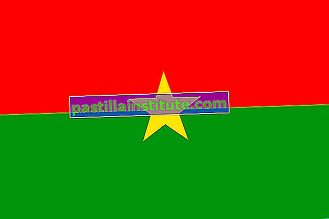 Прапор Буркіна-Фасо