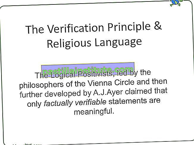 Principio di verificabilità