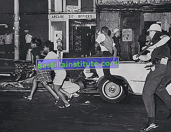 Motín de carreras de Harlem de 1935