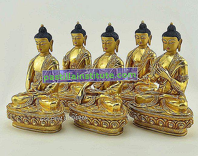 Bouddha Dhyani