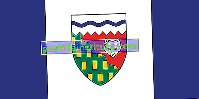 Bendera Wilayah Barat Laut