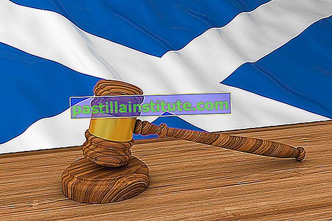 Legge scozzese
