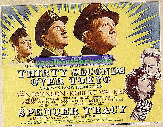 Trettio sekunder över Tokyo