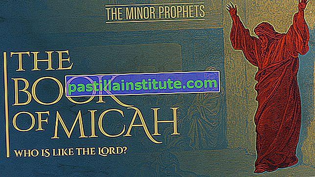 Книга на Михей