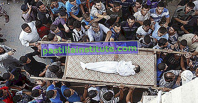Tanpa mata di Gaza