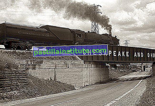 Железопътна компания Чесапийк и Охайо