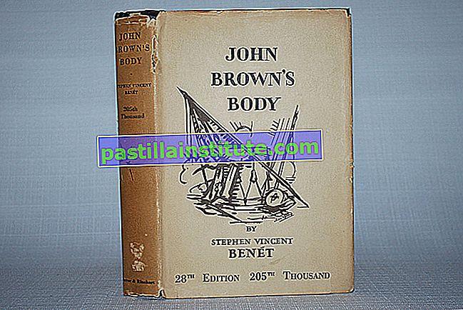 Corps de John Brown