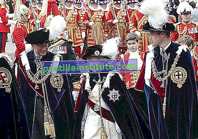 L'Ordre le plus noble de la jarretière