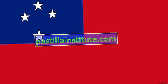 Знаме на Самоа
