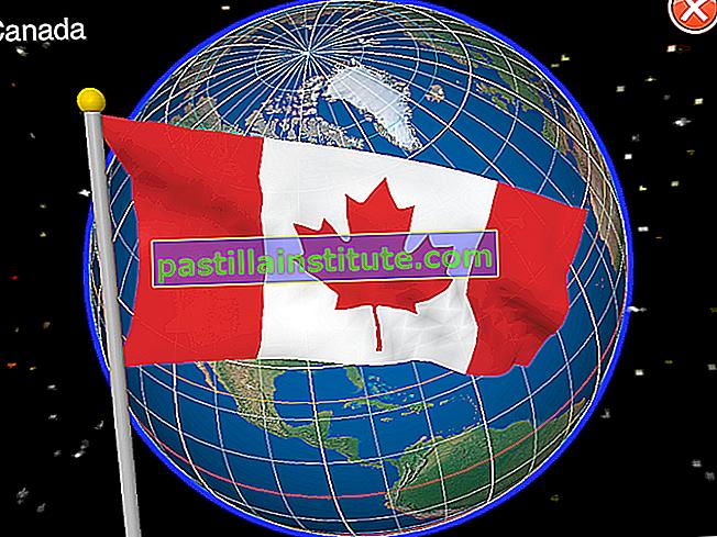 Banderas e himnos del mundo
