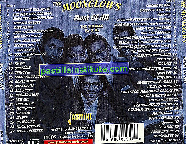 Les Moonglows