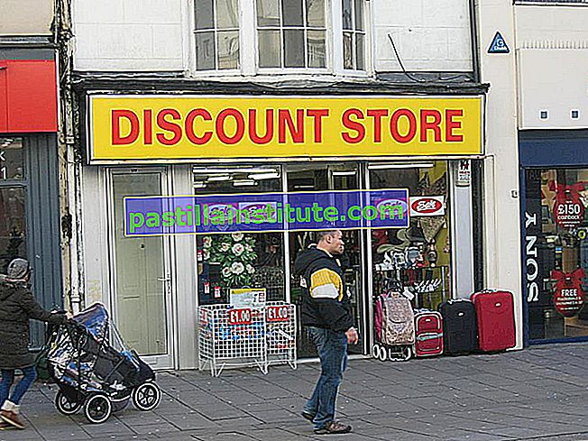 Magasin discount