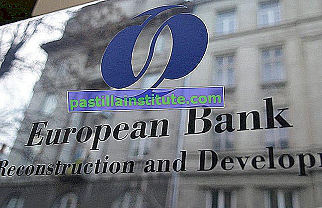 Europeiska banken för återuppbyggnad och utveckling