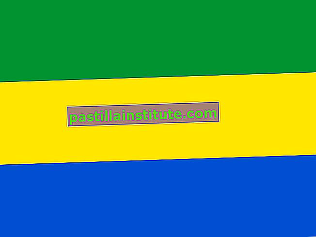 ธงชาติกาบอง