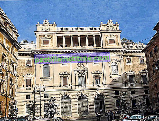 Đại học Giáo hoàng Gregorian