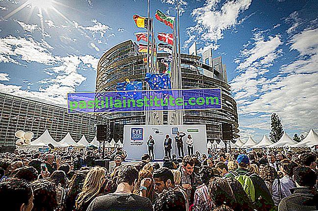 Europeiska unionens föreslagna konstitution