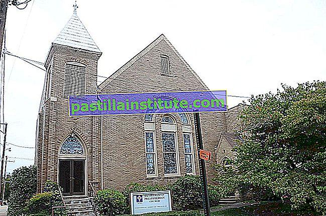 Презвитерианската църква в Къмбърланд