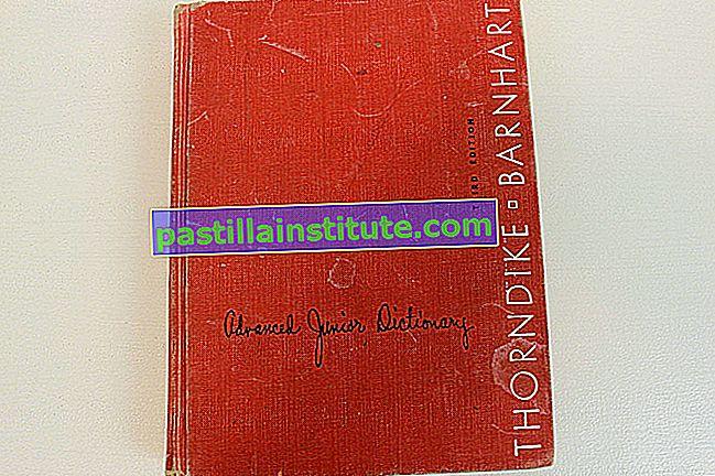 Thorndike – Barnhart-ordböcker