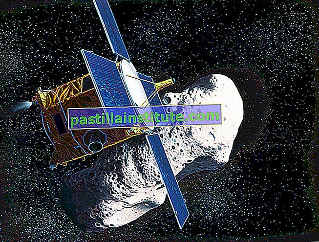 Dekat Earth Asteroid Rendezvous Shoemaker