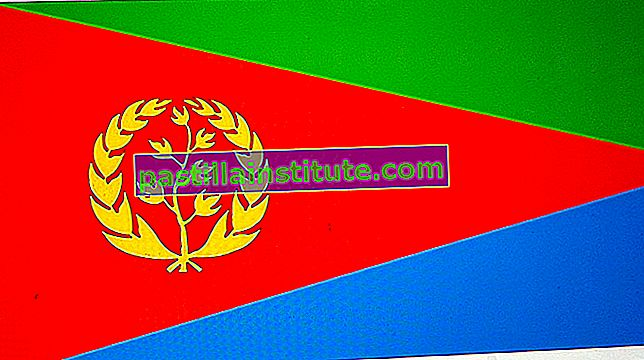 Eritre Bayrağı