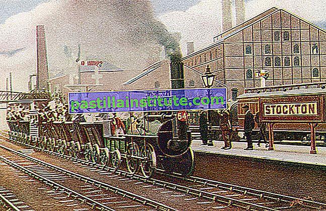 รถไฟ Stockton & Darlington