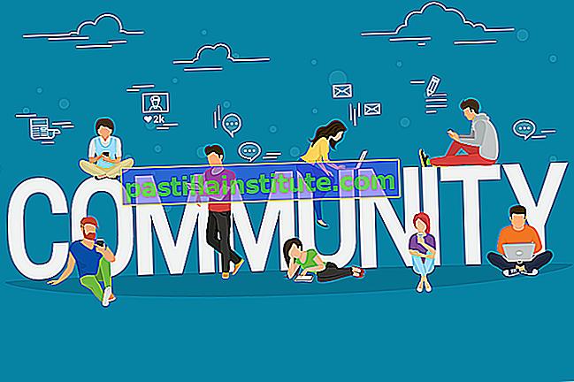 Virtuell gemenskap
