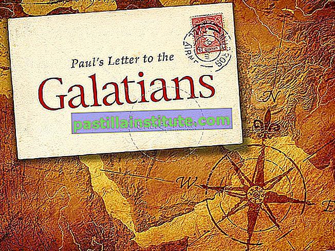 Carta de Paulo aos Gálatas