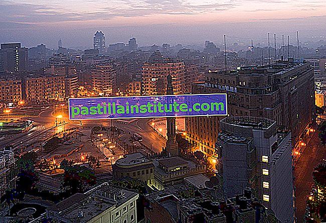 Liste des villes et villages en Egypte