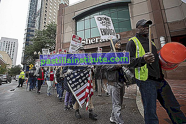 Piquets de grève